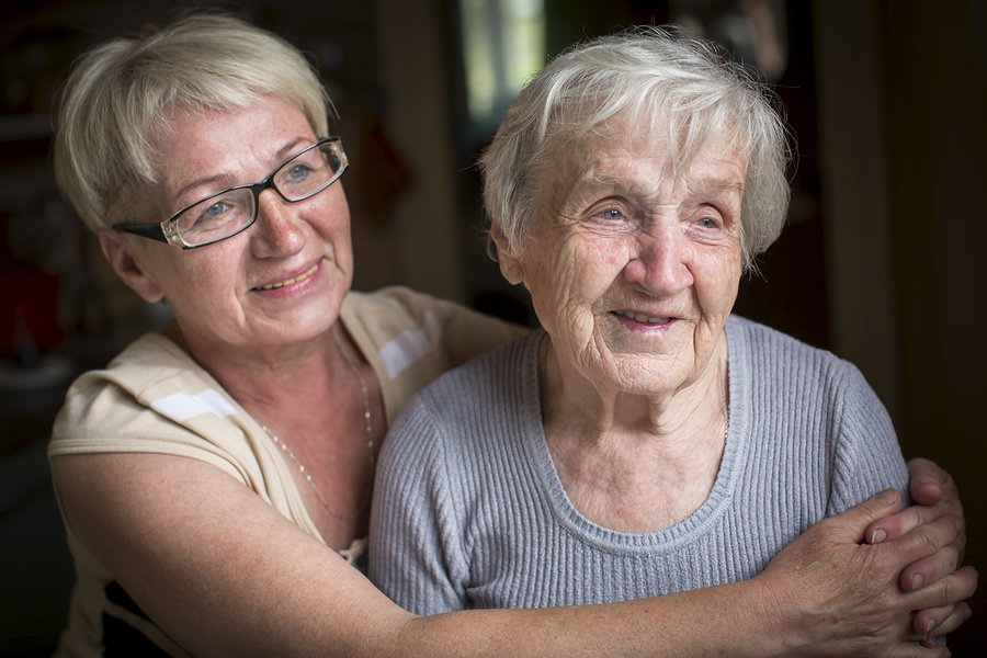 Aging at Home Helps Older Adults Thrive as They Age